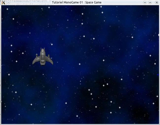 XNA : Créer un mini jeu type Asteroid – partie 1