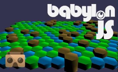 Créer une grille hexagonale en 3D avec Babylon.js