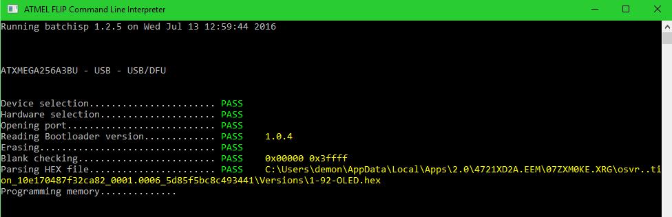 OSVR_Control_Flash