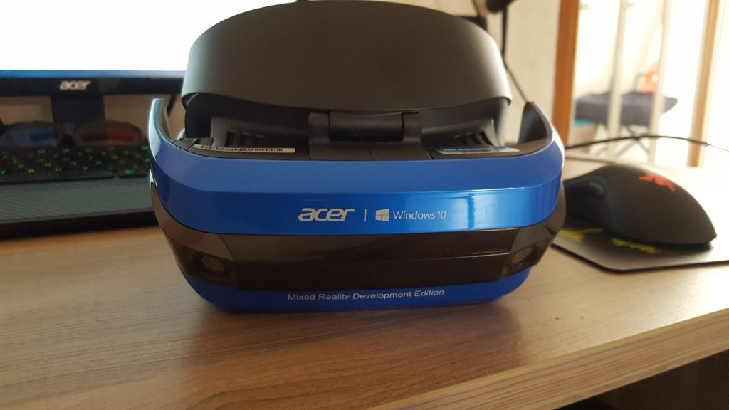 Casque Acer Windows Mixed Reality