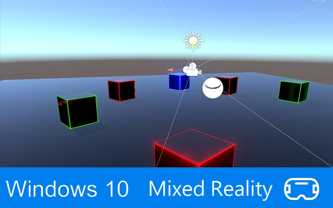 Développer des jeux pour la plateforme Windows Mixed Reality avec Unity