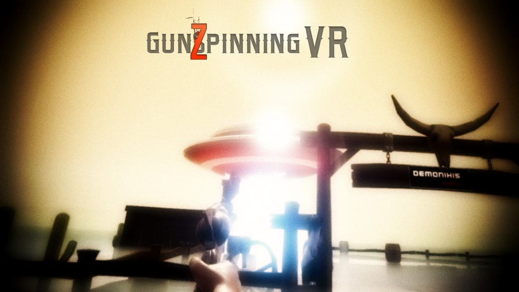 GunSpinning VR : Promo 1