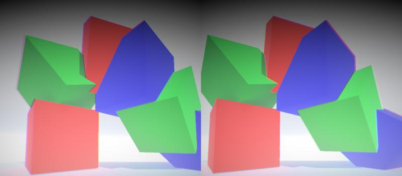 XRCinematicImageEffects : Du Post Processing boosté pour vos projets VR avec Unity