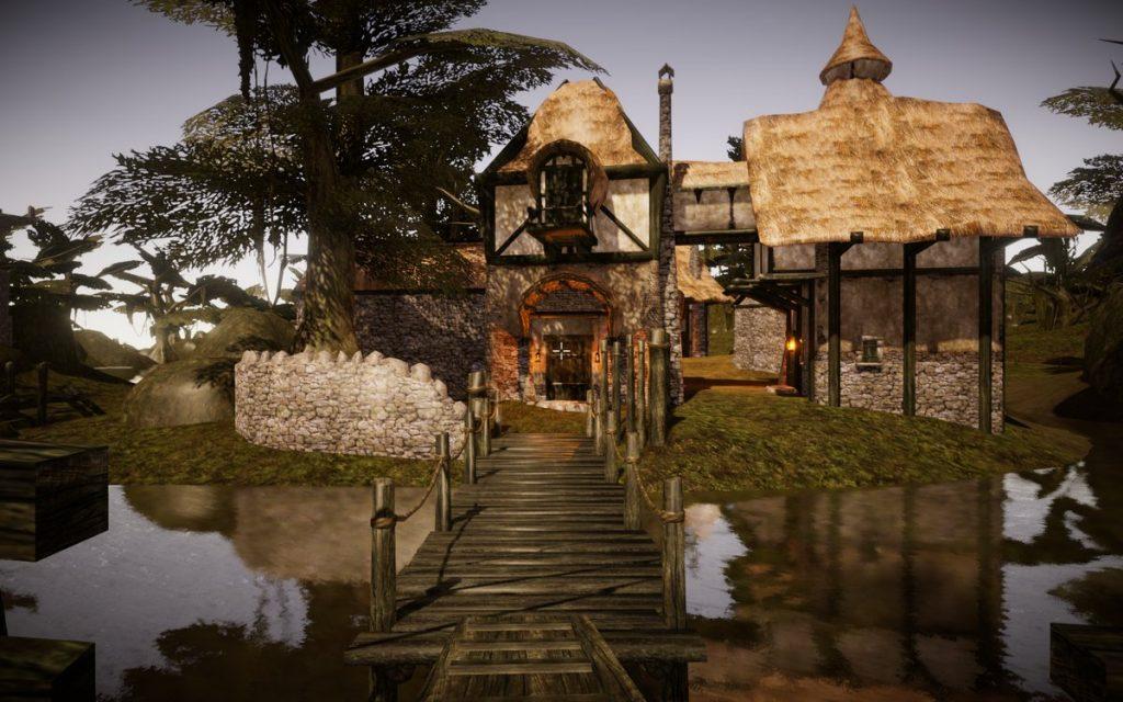 Morrowind Start
