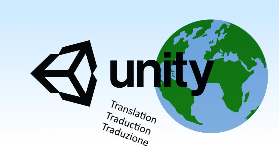 Ajout du multilingue dans votre jeux avec Unity 3D