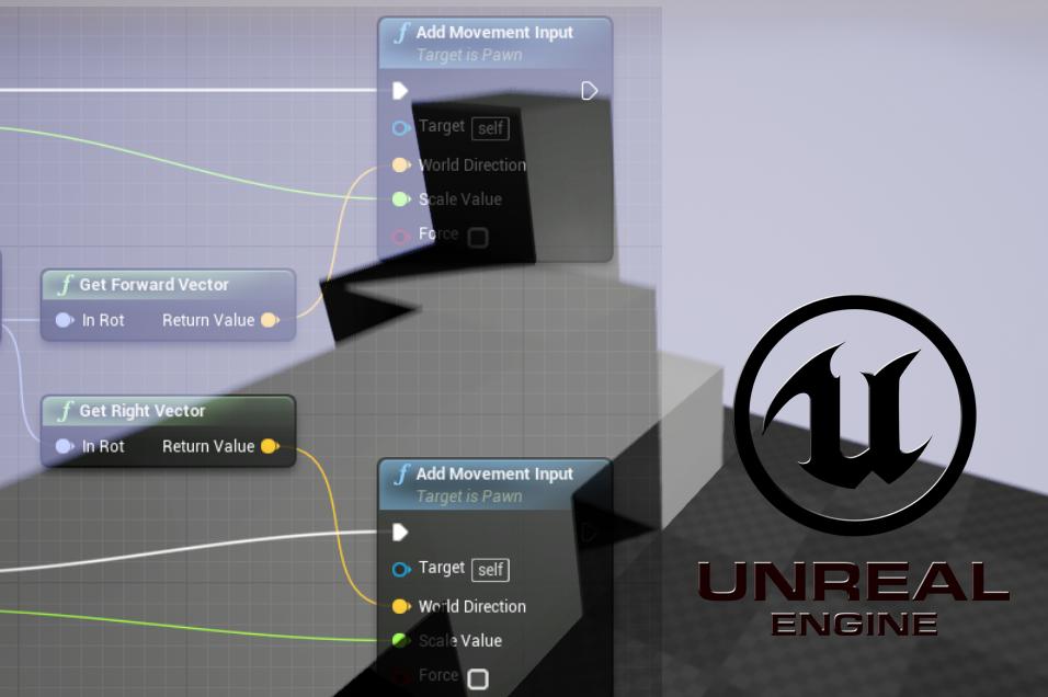 Créer une caméra First Person avec Unreal Engine 4