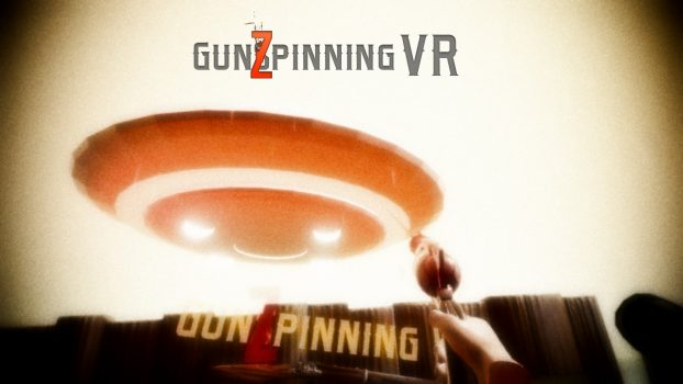 GunSpinning VR est disponible pour les casques Windows Mixed Reality